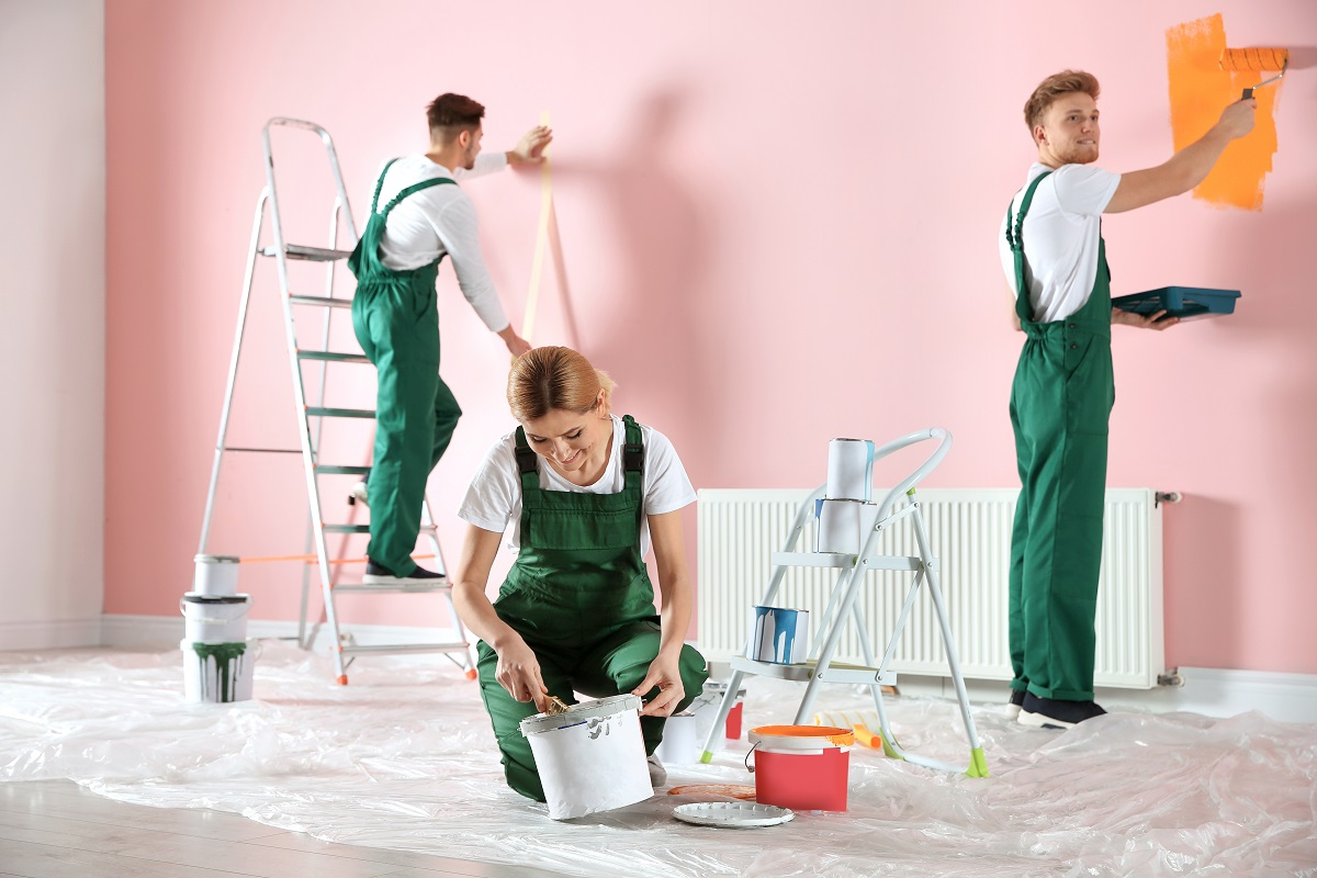 How to Choose a Commercial Painting Company?